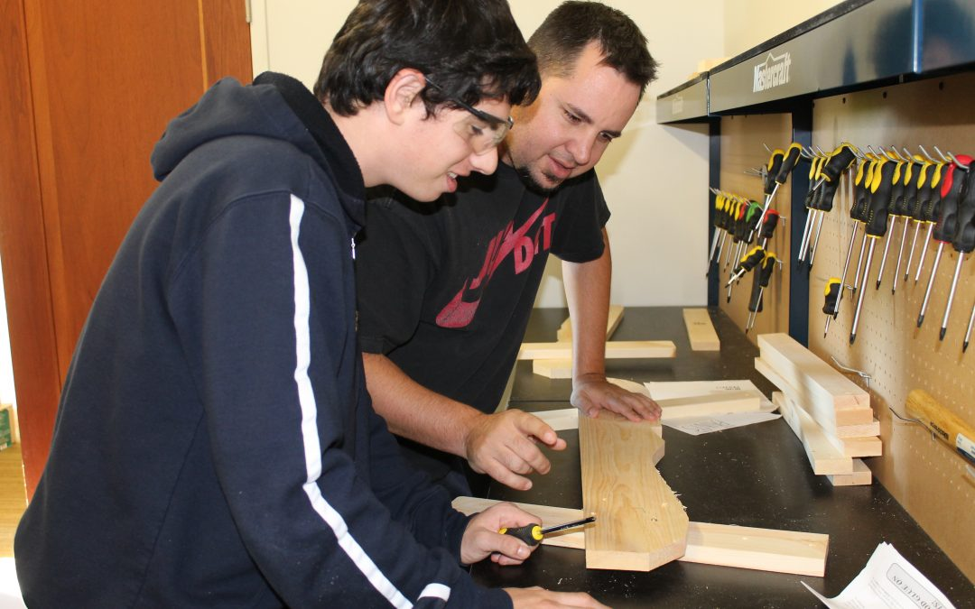 Wildwood Workshop – Helping Students Build Valuable Skills