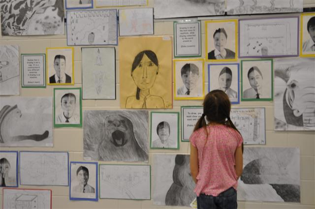 Glenburnie School's Festival of the Arts