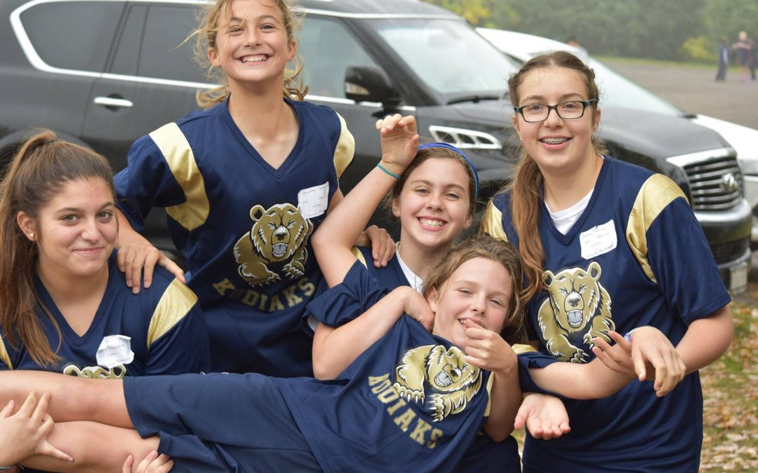 Clanmore Students Compete in Cross Country Meet