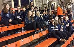 Appleby Varsity Girls' Hockey Team Road Trip