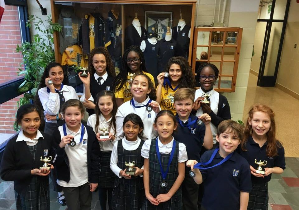 Oakville Christian School Public Speaking Competition