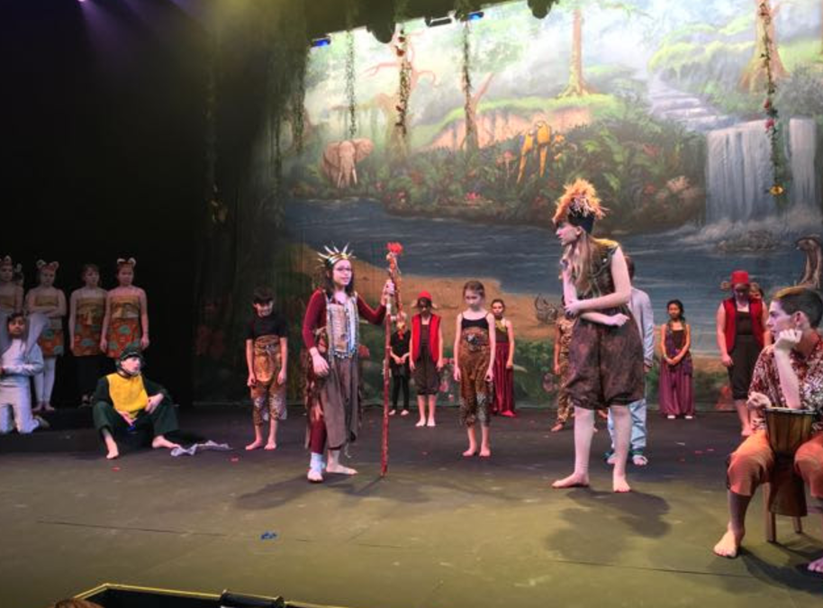 "Rotherglen's ""The Lion King"" Performances a Huge Hit"