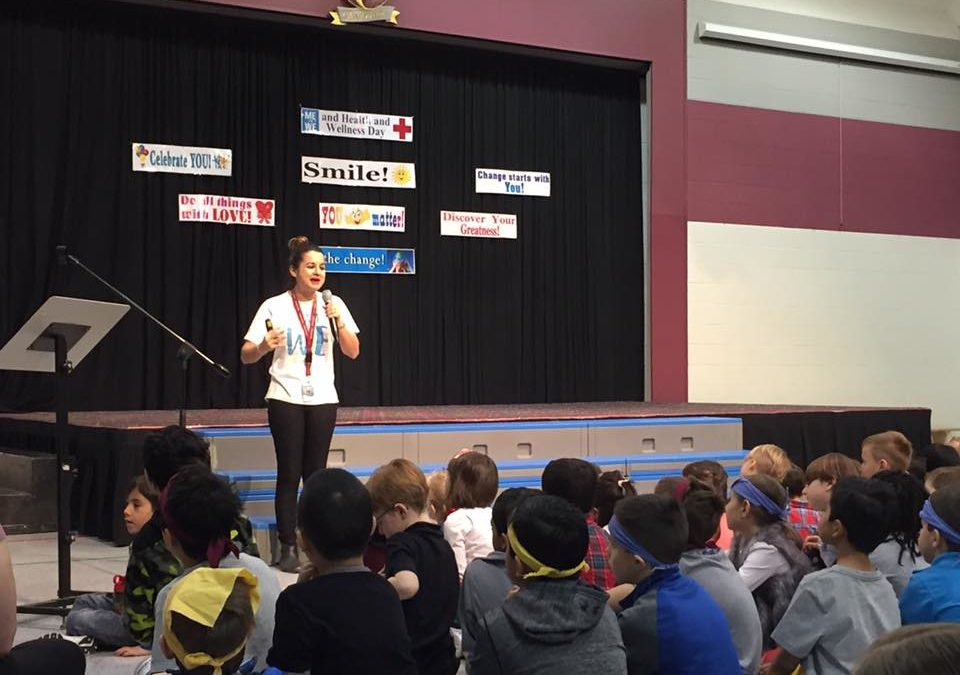 Glenburnie School's Health and Wellness Day
