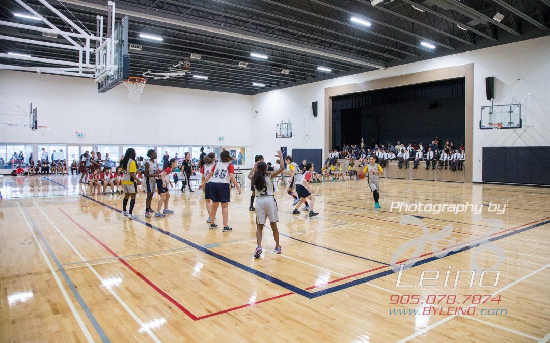 Oakville Christian School Hosts Basketball Tournaments