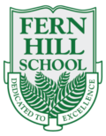 Fern Hill School logo - motto: Dedicated to Excellence